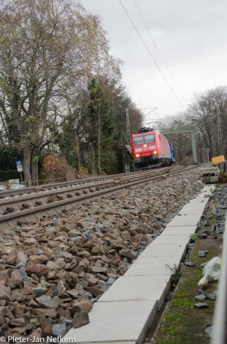 Spoorbaan Rudesheim