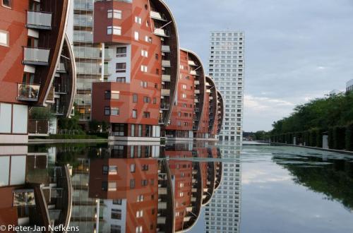 Den Bosch, nieuwbouw achter CS